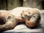 ВМексике обнаружена мумия инопланетянина, погибшего в1947 году