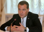 Медведев выступит насимпозиуме «Прорывные технологии XXI века»