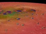 Ученые NASA получили подробнейшие снимки поверхности Меркурия