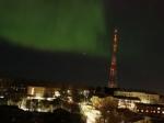 Солнечная буря может вызвать северное сияние вбольшей части России