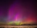 ВМоскве увидели северное сияние