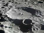 НаЛуне открыт новый кратер впервые засто лет— Ученые