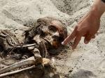 ВПеру найдено захоронение инков с40 мумиями