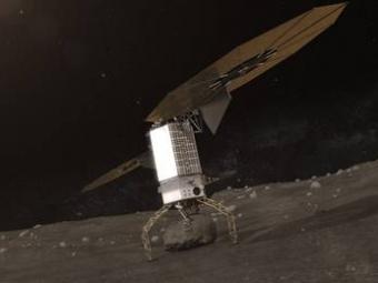 Американские астронавты осуществят высадку наастероид в2025 году— NASA