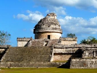 Города майя строили кочующие охотники исобиратели