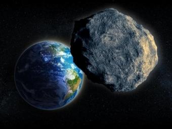 НАСА намерено захватить астероид идобывать там полезные ископаемые