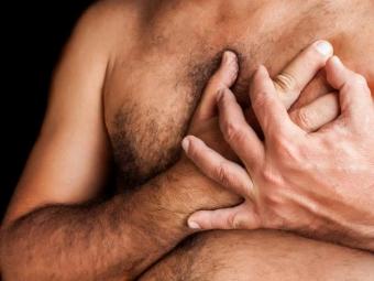 Рак груди необходит стороной имужчин, утверждают бельгийские медики