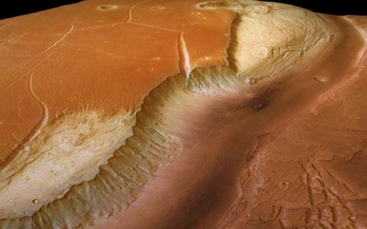 Ученые получили доказательство того, что наМарсе была вода