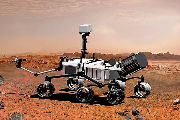 Curiosity сделал снимки загадочного «города-сада» наМарсе