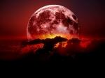 Вапреле жители Земли смогут увидеть лунное затмение