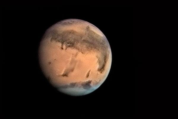 Супердвигатель позволит долететь доМарса за39 дней— NASA