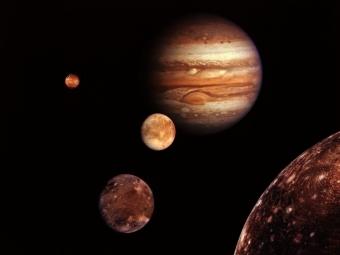 ЕКА запустит космический аппарат кспутнику Юпитера