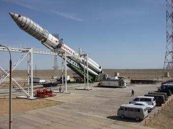 НаБайконуре снова невзлетела ракета «Протон-М»