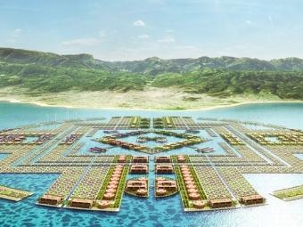 К2020 году вмире может появиться первый плавучий город