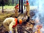 Томские специалисты создали новое средство для тушения пожаров