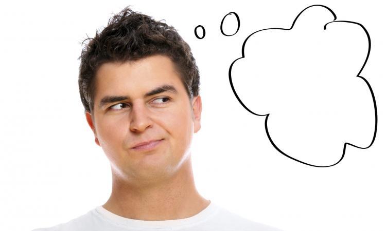 Ученые установили, очем думают мужчины напротяжении дня