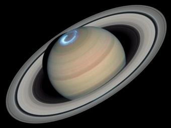 Ученые вычислили размеры самого большого кольца Сатурна