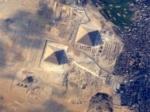 Астронавт НАСА сфотографировал изкосмоса комплекс пирамид Гизы