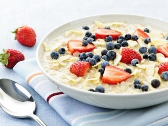 Каша назавтрак уменьшает риск развития диабета— Ученые