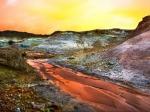 Ученые нашли метан вмарсианских метеоритах