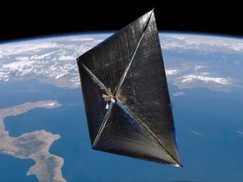 Космический солнечный парусник LightSail выполнил свою миссию исгорел