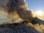 ВЯпонии «проснулся» вулкан Асама