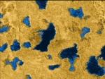 Ученые узнали причину возникновения озер наТитане
