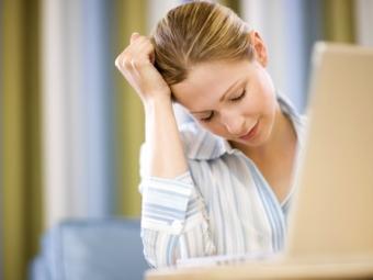 Сидячая работа приводит кпсихическим расстройствам— исследование: Новости: Викна-Одесса— Вiкна-Одеса