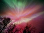 Северное сияние смогут наблюдать жители Челябинской области сегодня ночью