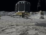 Европейское космическое агентство решило продлить миссию Rosetta: Новости УНИАН
