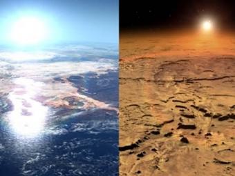 Вода текла наМарсе «мгновения назад»— Ученые