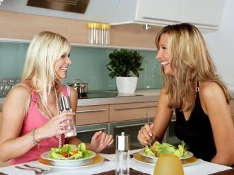 Калорийность блюд невлияет напохудение— ученые
