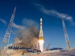 Скосмодрома Плесецк запущена ракета-носитель «Союз-2.1б» своенным спутником