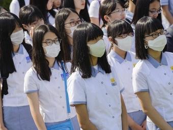 ВЮжной Корее продолжает увеличиваться число заболевших коронавирусом