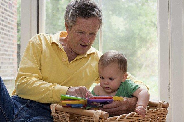 Возраст отцов влияет напродолжительность жизни детей— Ученые