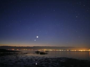 Венера встретится сЮпитером