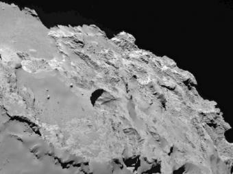 Rosetta отыскал накомете ямы ифонтаны— Новости Америки