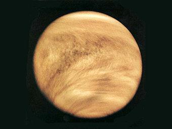 У Венеры нашли озоновый слой