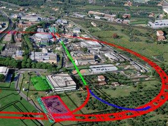 В Италии началось строительство коллайдера-фабрики мезонов