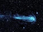 """В головной части """"галактической кометы"""" обнаружили завихрения"""