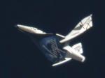 SpaceShipTwo испытал систему приземления в экстренных условиях