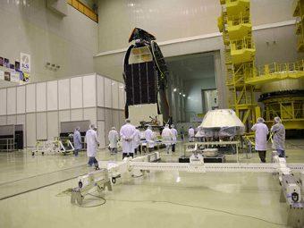 Запущенный с Байконура американский спутник доставлен на орбиту