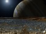 Подледные озера испортили рельеф спутнику Юпитера