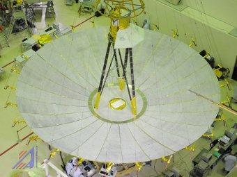 """""""Спектр-Р"""" провел первые наблюдения в режиме интерферометра"""