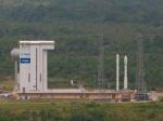 """На космодроме Куру состоялся первый запуск ракеты-носителя """"Вега"""""""