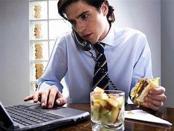 Компьютеры искажают свойства пищи, делая ее агрессивной