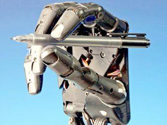 В России есть роботехника
