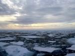 Учёные сообщили, что оттепель в Арктике— следствие сильного похолодания в США и Европе