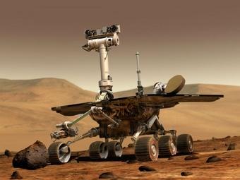 Новый марсоход начали испытывать в Великобритании
