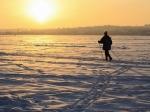 Прохладный воздух помогает похудеть